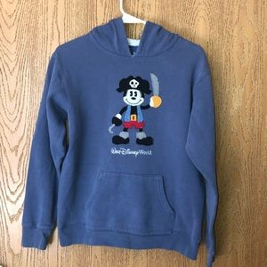 Disney Park Size Youth XL Mickey Mouse Hoodie